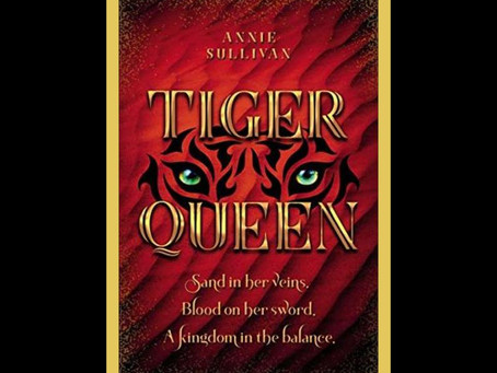 Annie Sullivan's TIGER QUEEN -- Jen's Review