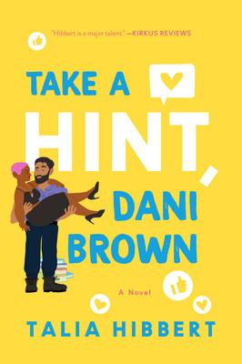 Book cover of Talia Hibbert's Take a Hint, Dani Brown