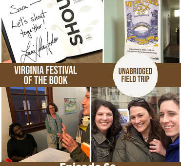 69: VA Festival of the Book (Jason Reynolds, Laurie Halse Anderson, & More!) - Loving Every Minute
