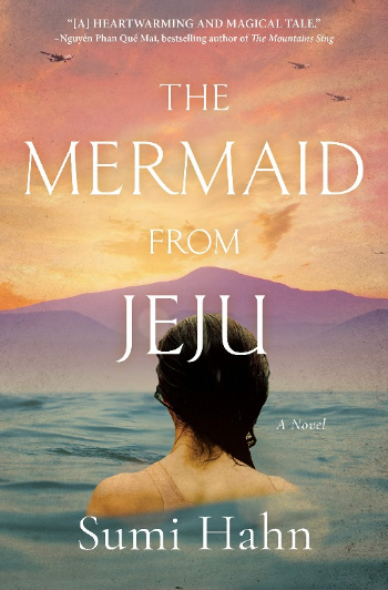 Book Cover of The Mermaid from Jeju by Sumi Hahn