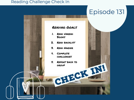 131: 2020 Reading Challenge Check In