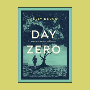 Kelly deVos's DAY ZERO -- Jen's Review