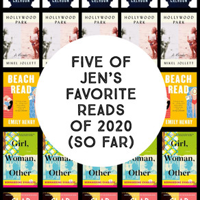 Some of Jen's Favorite Reads of 2020 (so far)