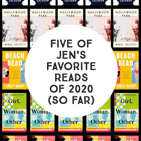 Some of Jen's Favorite Reads of 2021 (so far)