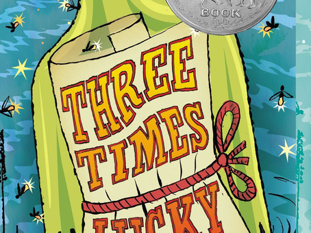 Sheila Turnage's Three Times Lucky - Marvelous Middle Grade Literature