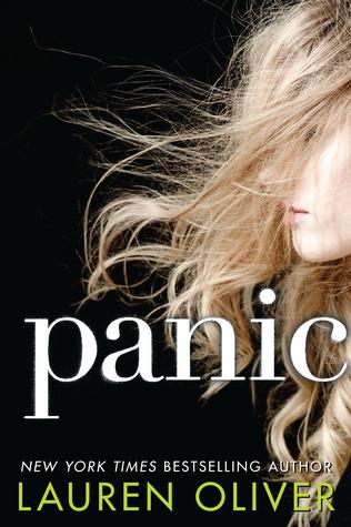 book cover of Lauren Oliver's Panic