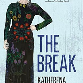 Katherena Vermette's THE BREAK - A Multi-Generational Family Saga