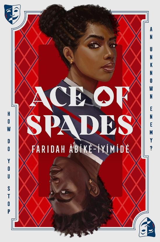 Book cover of Faridah Àbíké-Íyímídé's Ace of Spades