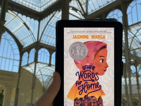 Jasmine Warga's OTHER WORDS FOR HOME - A Beautiful Portrayal of Coming from Syria to America