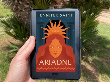 Jennifer Saint's ARIADNE - An Exploration of the Role of Women in Greek Mythology
