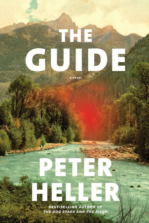 Book Cover of The Guide by Peter Heller
