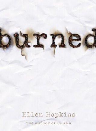 book cover of Ellen Hopkins's Burned