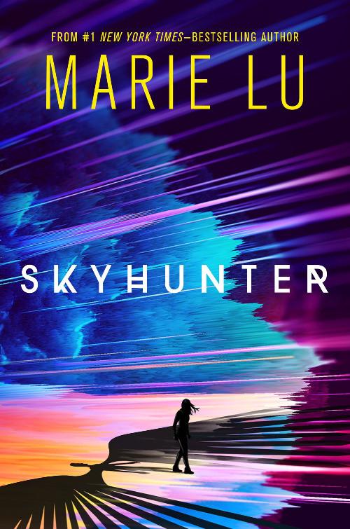 book cover of Marie Lu's Skyhunter