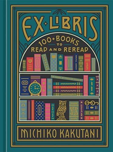 book cover of Michiko Kakutani's Ex Libris