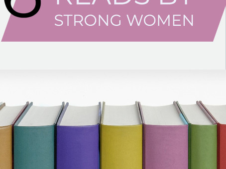 6 Nonfiction Reads by Strong Women