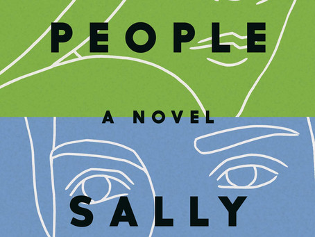 Sally Rooney's NORMAL PEOPLE Slow-Burn Fiction At Its Best--Sara's Review