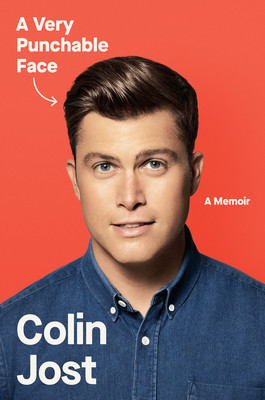 book cover of Colin Jost's A Very Punchable Face