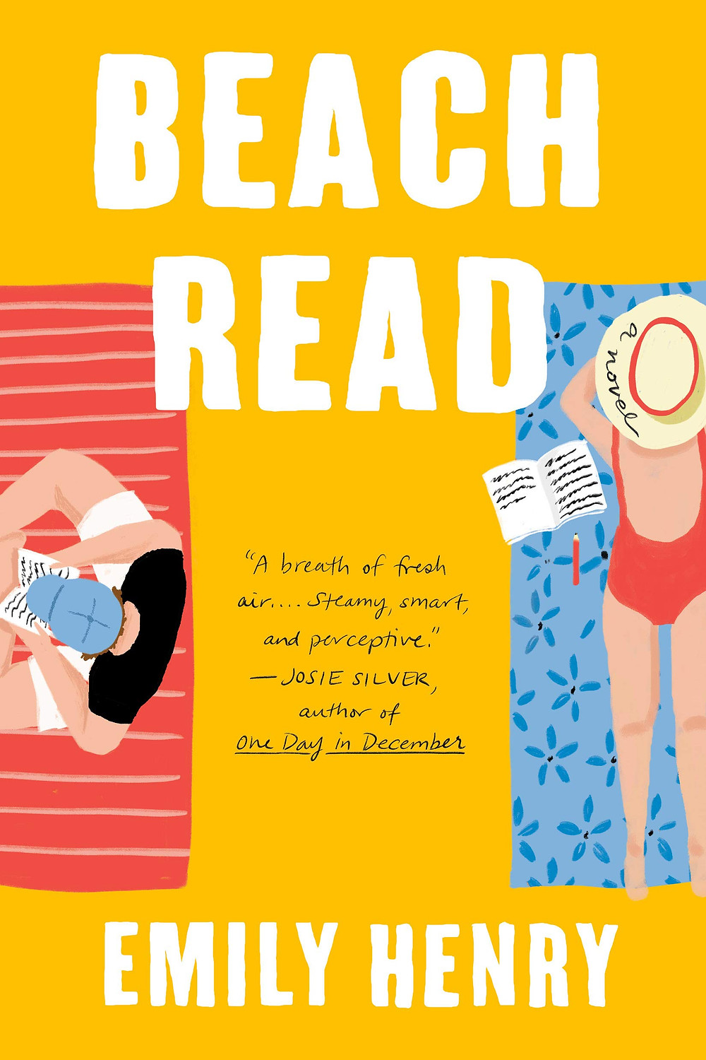 book cover of Beach Read