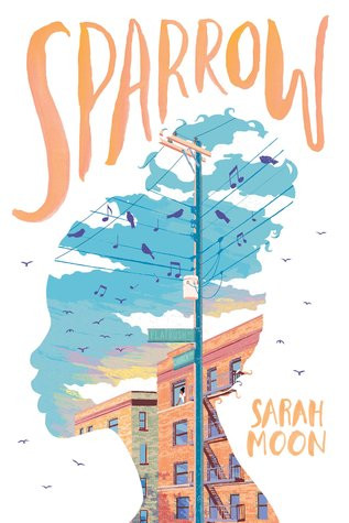 book cover of Sarah Moon's Sparrow