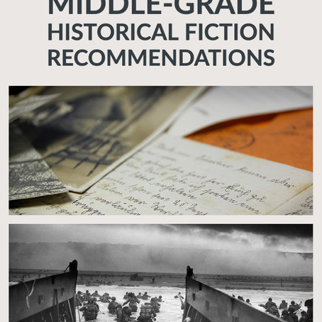 7+ Middle-Grade Historical Fiction Recommendations