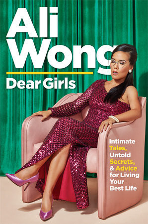 Book Cover of Dear Girls by Ali Wong