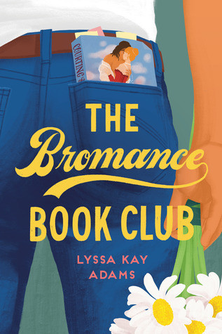 book cover of The Bromance Book Club