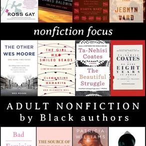 Adult Nonfiction by Black Authors