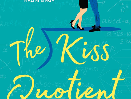 Helen Hoang's THE KISS QUOTIENT--Can You Say STEAMY?--Sara's Review