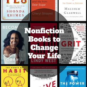 Nonfiction Books to Change Your Life