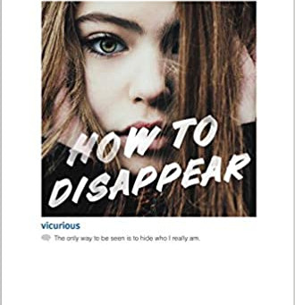 Sharon Huss Roat's HOW TO DISAPPEAR - A YA Must-Read about Social Anxiety