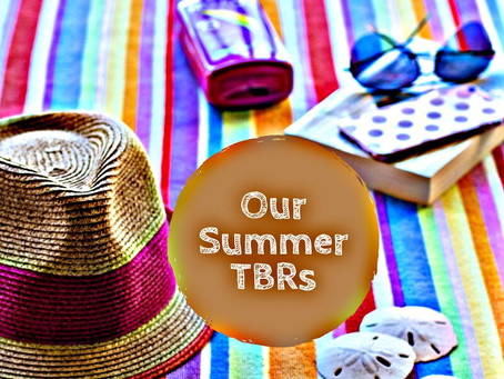 77: Our Summer TBR Lists - We All Know How I Like the Romance