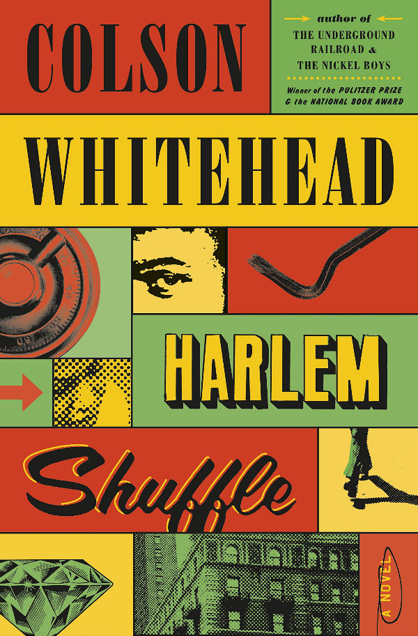 Book cover of Harlem Shuffle by Colson Whitehead