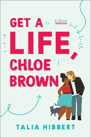 book cover of Get a Life, Chloe Brown