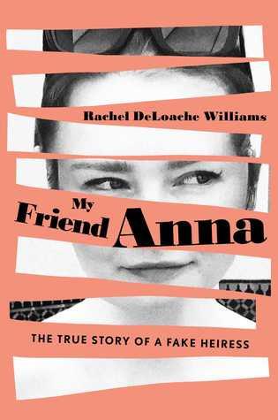book cover of Rachel DeLoache Williams's My Friend Anna