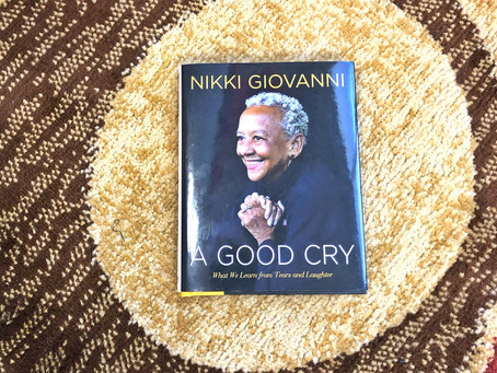 62: Nikki Giovanni at Bridgewater College - So Masterful