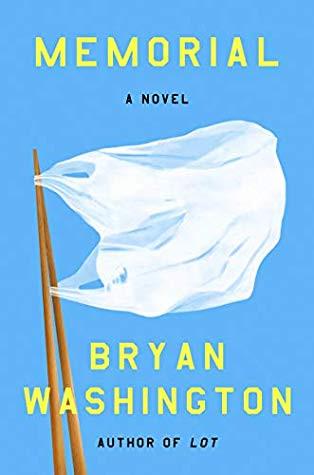 book cover of Bryan Washington's Memorial