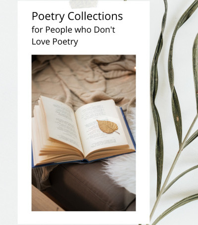 Poetry Collections for People Who Don't Love Poetry