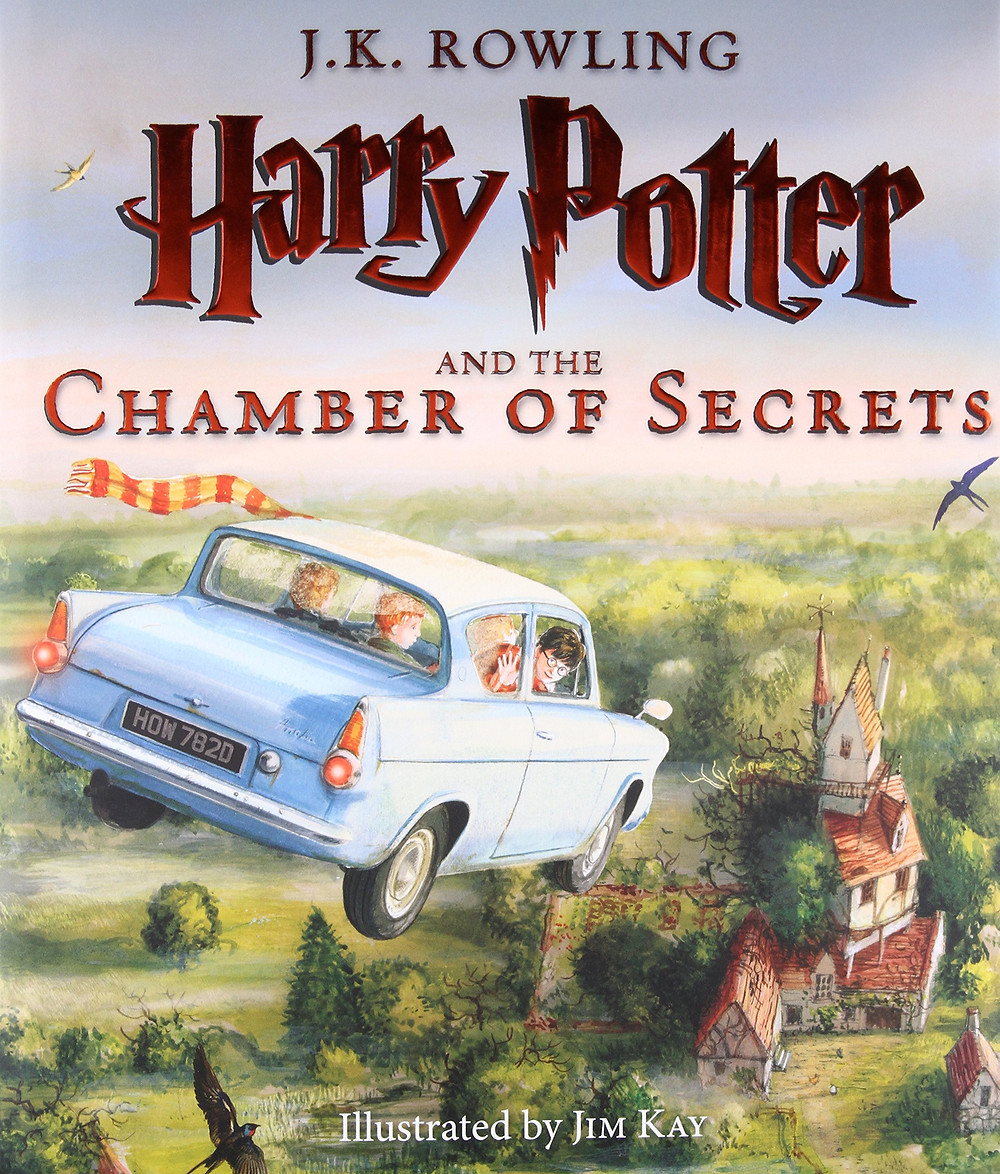 book cover of Harry Pottery and the Chamber of Secrets