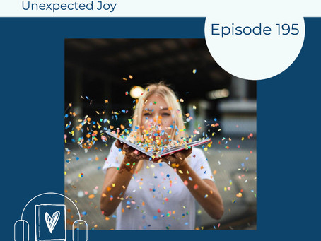 195: Unexpected Joy - Books that Surprised Us in Excellent Ways