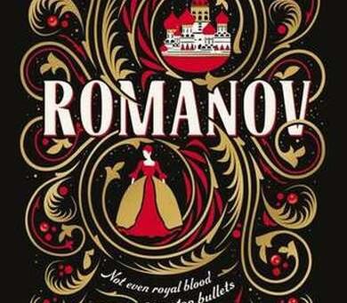 Nadine Brandes's ROMANOV -- Jen's Review