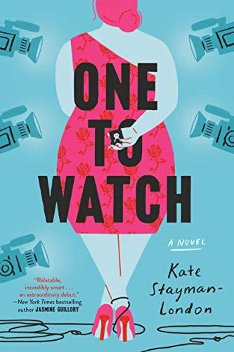 Book cover of Kate Stamen London's One to Watch