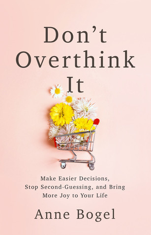 book cover of Don't Overthink It
