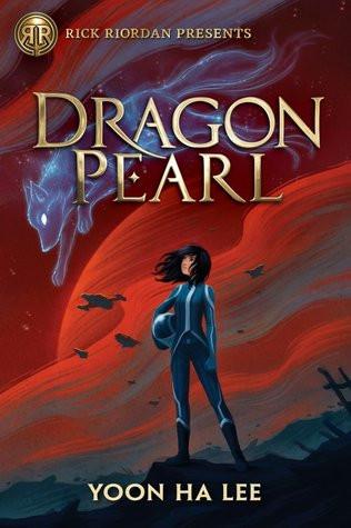 Book cover of Yoon Ha Lee's Dragon Pearl