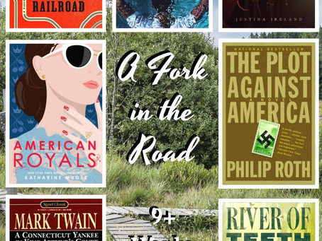 A Fork in the Road: 9+ Works of Alternate History