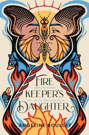 Book Cover of The Fire Keeper's Daughter  by Angeline Boulley