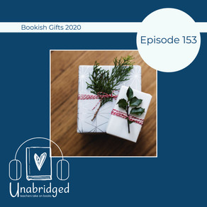 153: Bookish Gifts - Our 2020 Recommendations