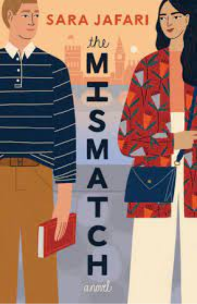 Book Cover of The Mismatch by Sara Jafari