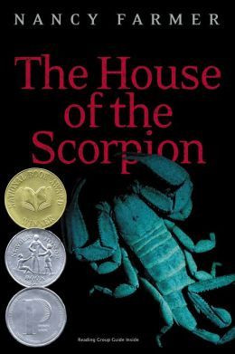 book cover of Nancy Farmer's The House of the Scorpion