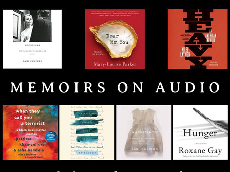Nonfiction Focus: Memoirs on Audio Read by the Author