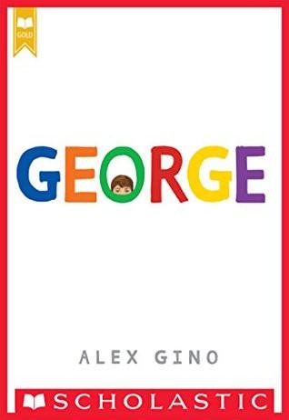 Book cover of Alex Gino's George